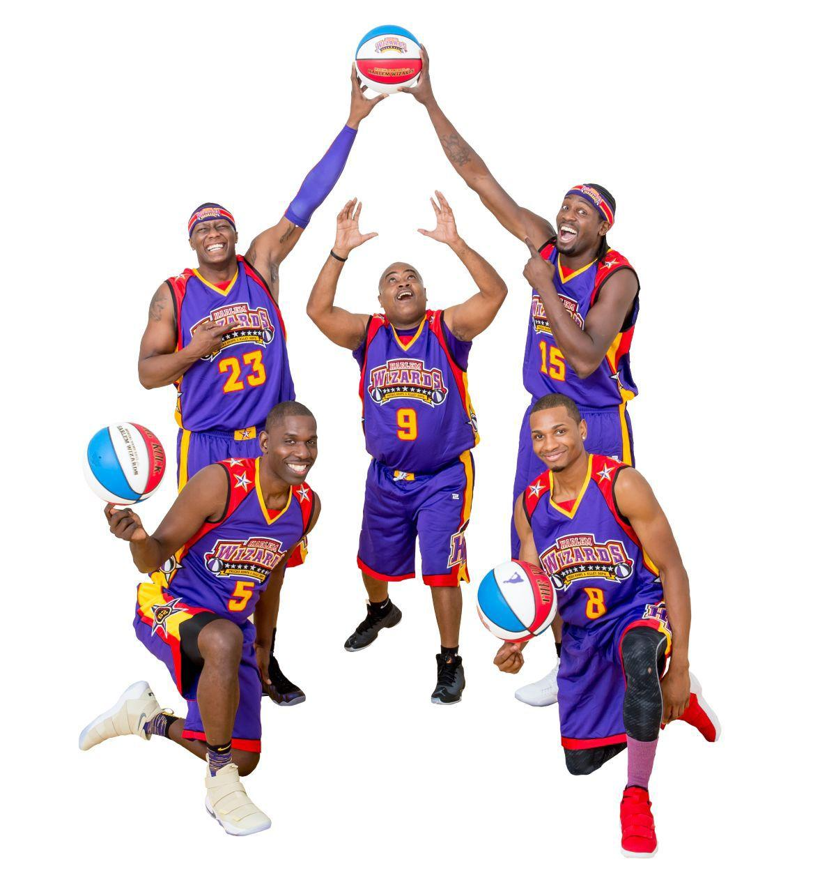 (VIDEO) Harlem Wizards take on High Bridge school faculty on Sunday, Jan. 14
