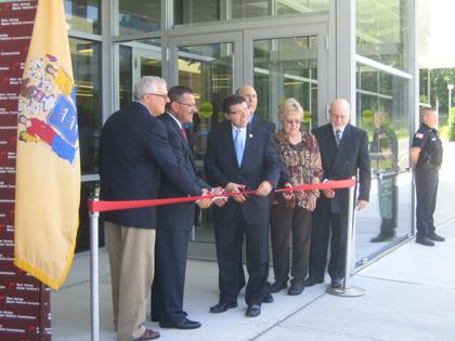 New motor vehicles agency debuts in Randolph Township