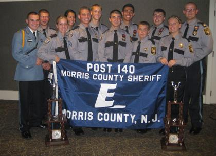 Morris County Explorers Earn Top National Honors