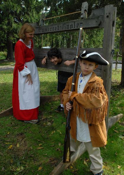 Colonial era punishment