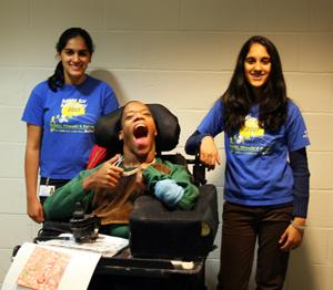 Cedar Grove sisters help raise funds for Matheny School