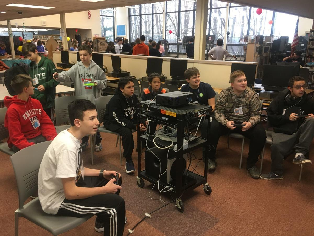 West Essex High School hosts Comic Con for students