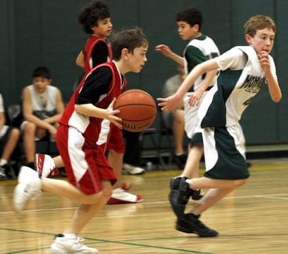 DENVILLE PAL HOOPS: 6th graders reach semifinals