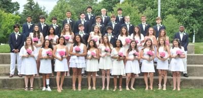 Eighth Grade Graduates