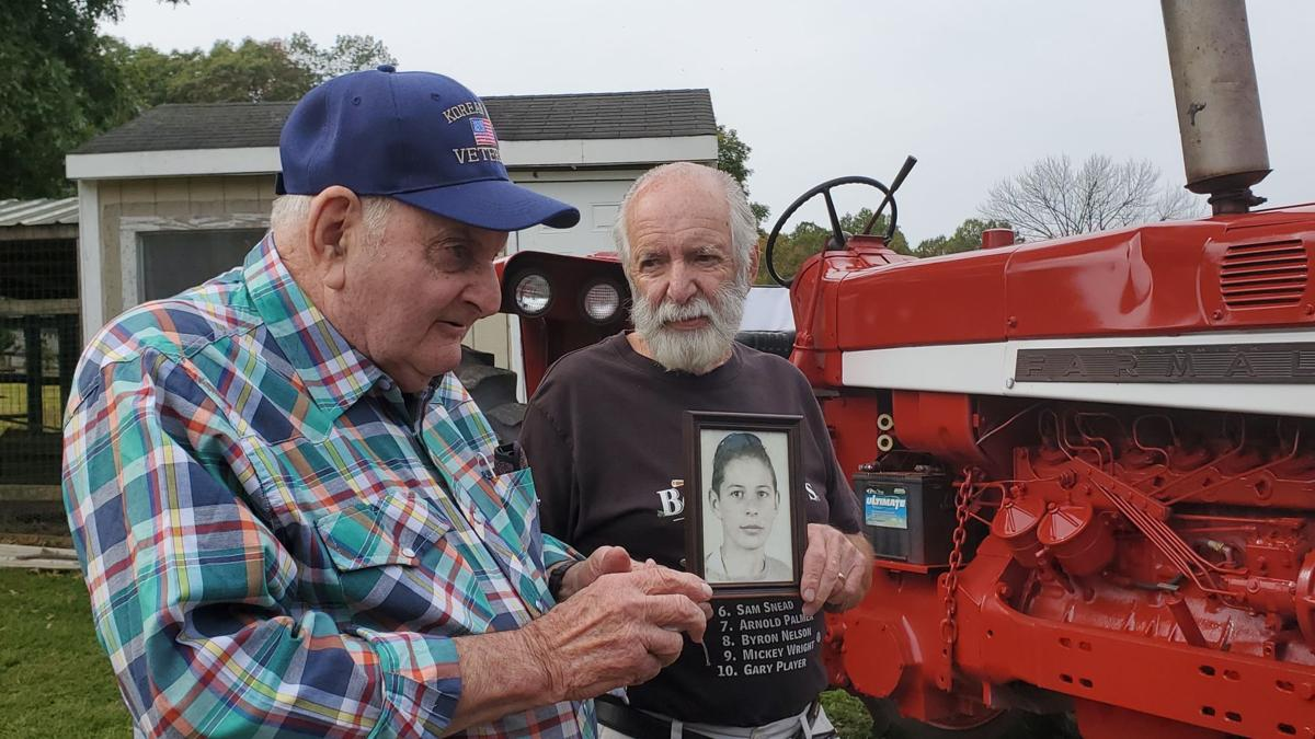 Hunterdon brothers reunited after 80 years apart