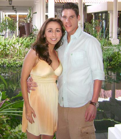 Jennifer McKenna engaged to wed Timothy Morbelli