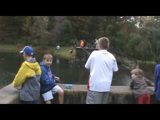 Bernardsville Fishing Derby