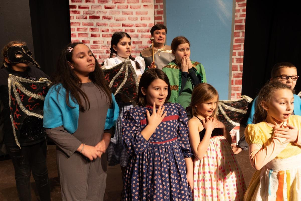 'Wizard of Oz' cast
