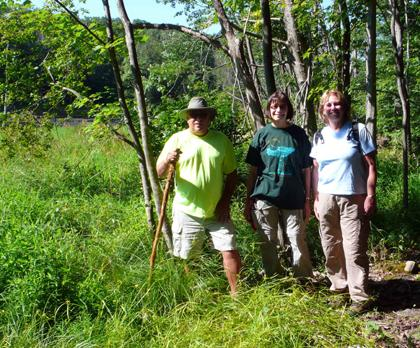 More places to hike offered in Mount Olive