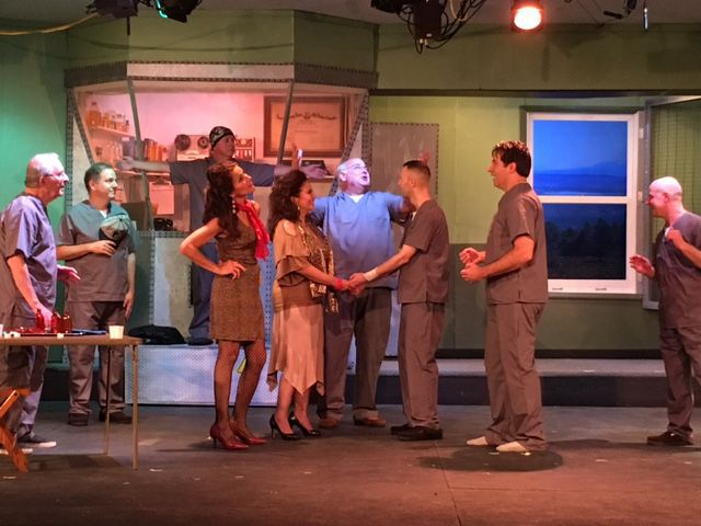 Readington Community Theatre presents 'One Flew Over The Cuckoo's Nest'