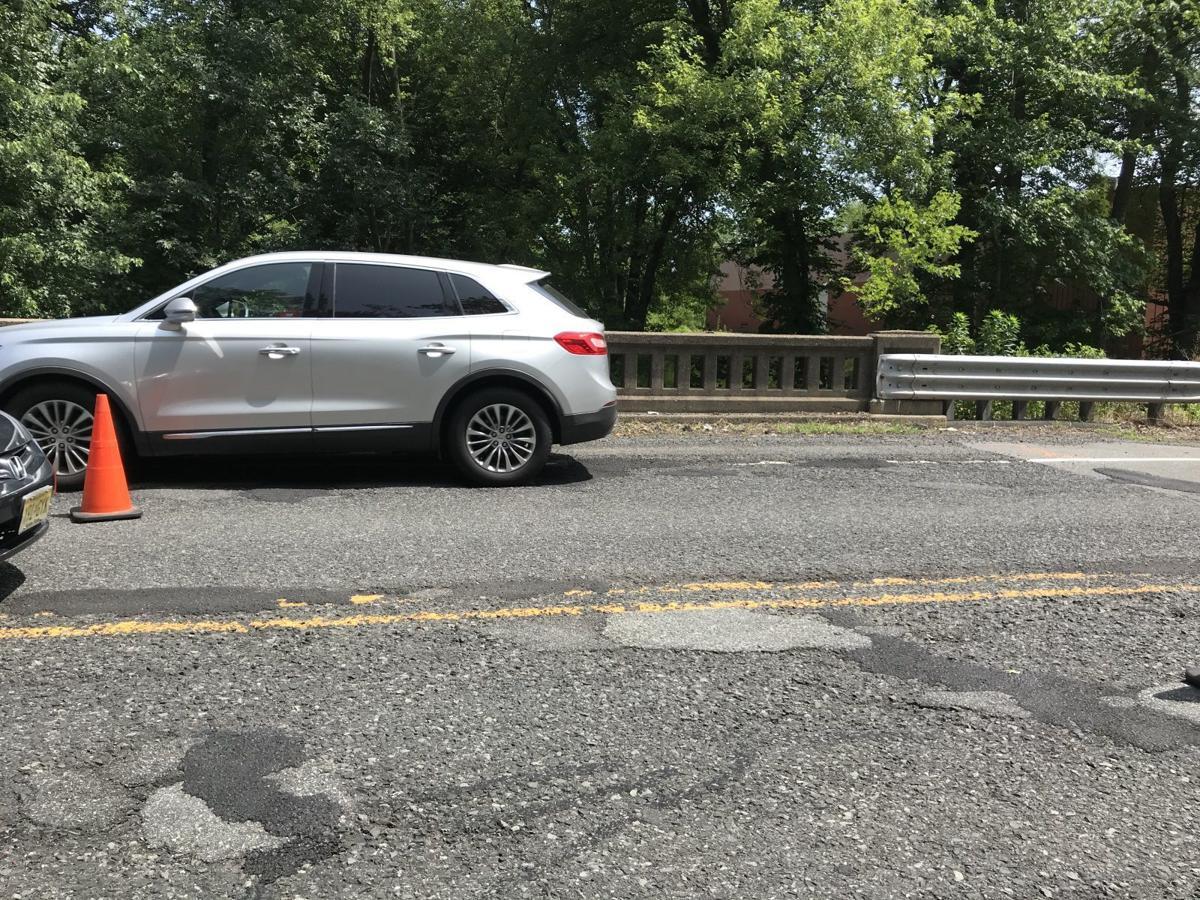 New Dutch Lane Bridge