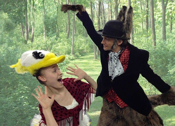NJ Civic Youth Ballet presents 'The Tales of Beatrix Potter'