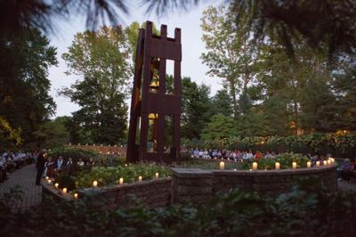 Candlelight vigil to remember 9/11 victims at Shrine of St. Joseph