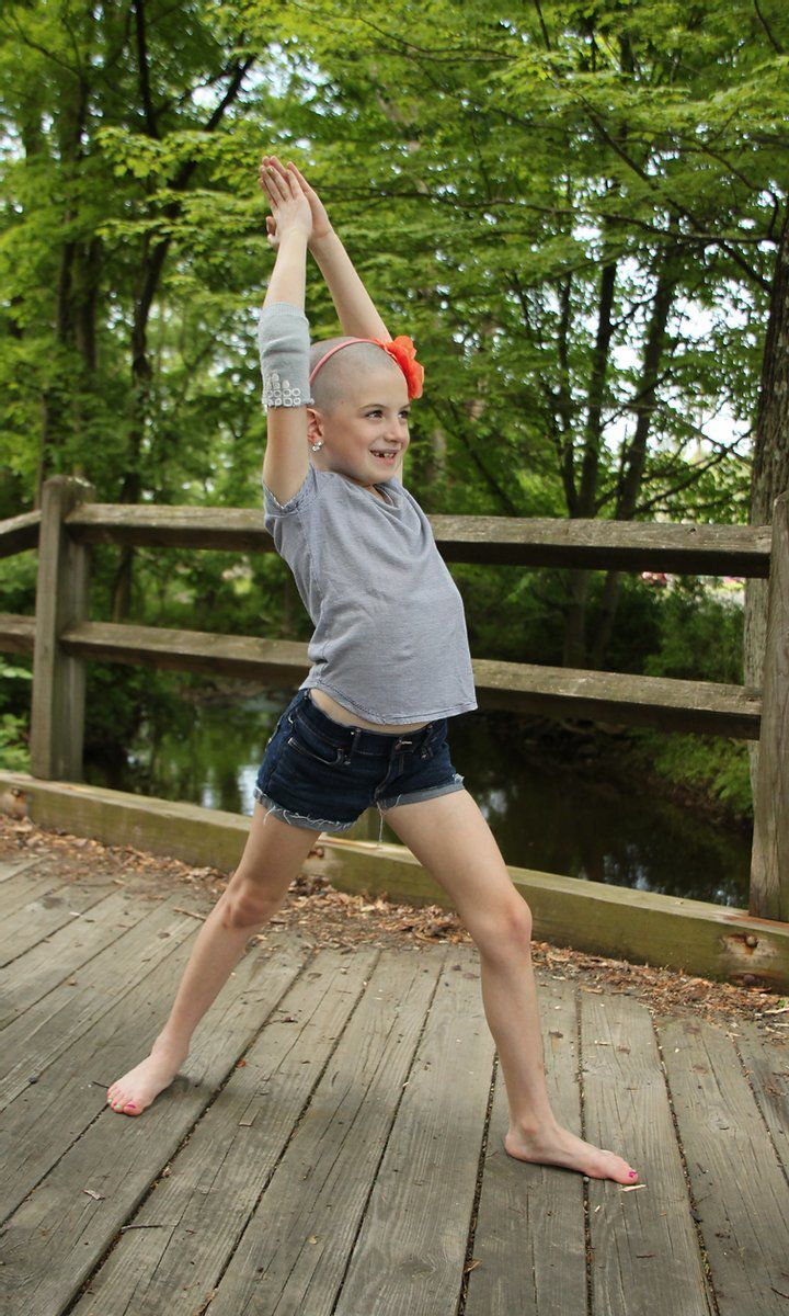 Inspired by Gillette's Grace Eline, New Jersey shines a light on pediatric cancer