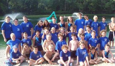Second win realized for Mendham Pond swim team