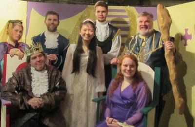 Basking Ridge acting troupe to present 'Sleeping Beauty' at area