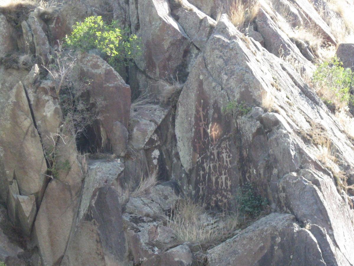 Hells Canyon Petroglyphs