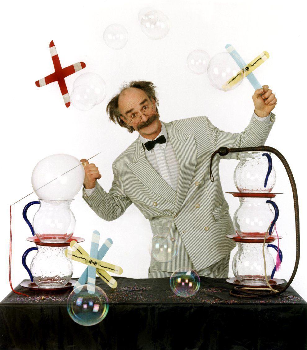 Mr. Fish from Phenomenal Physics