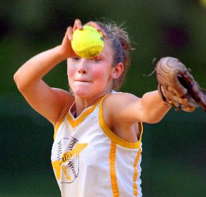 Golden Warriors bow in semis of MidState Softball playoffs