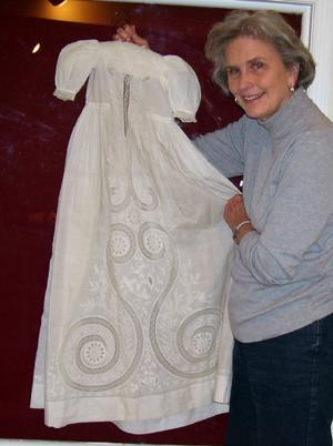 Lace exhibit opens at Red Mill Museum