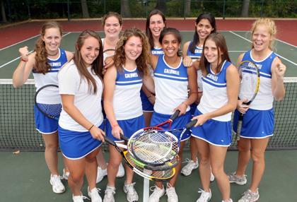Caldwell girls tennis fails to net states slot