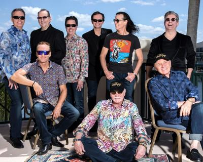 The Beach Boys will headline July balloon festival
