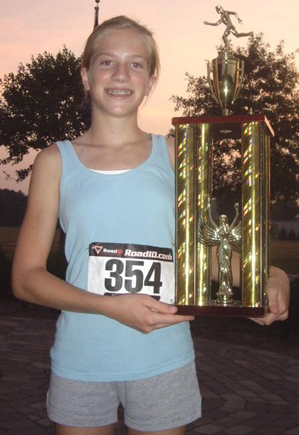 Millington runner wins 5K race