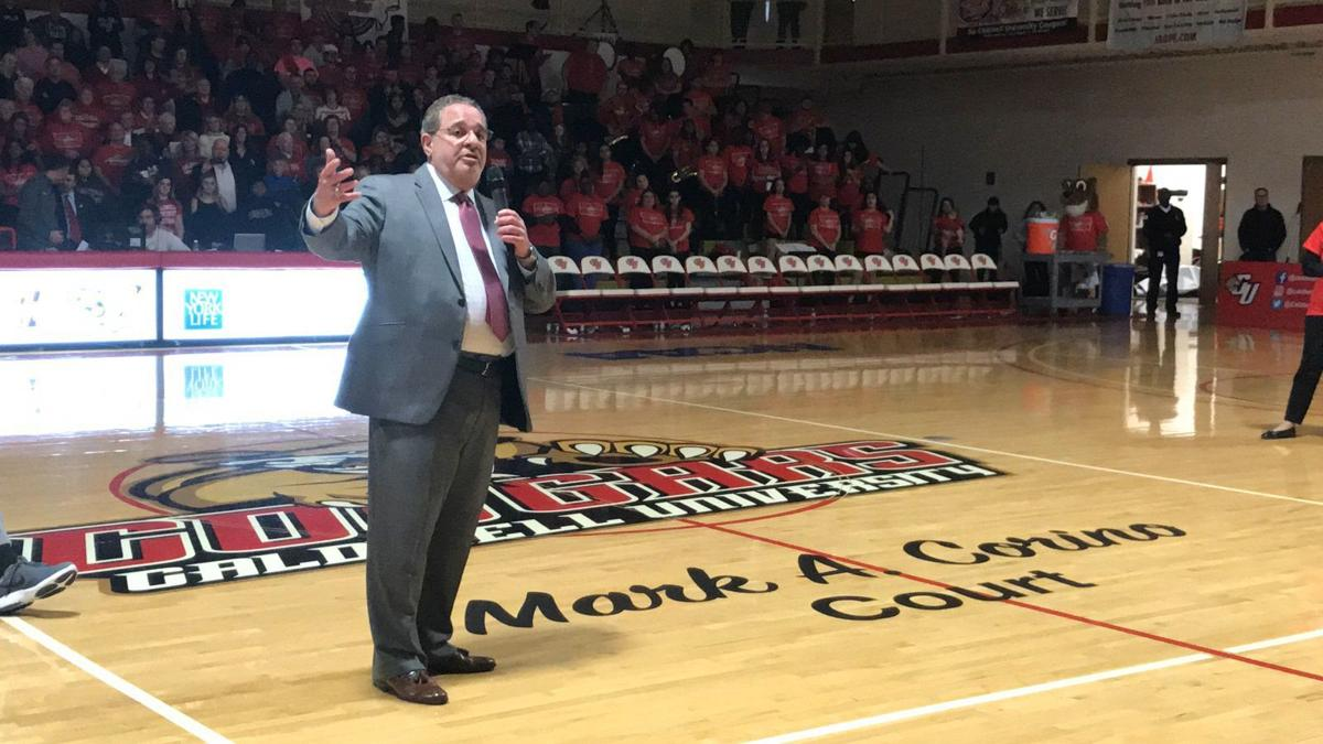 Caldwell University coach honored