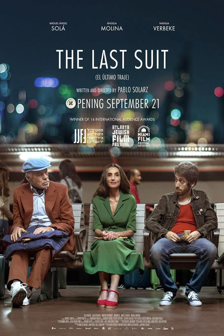 """""""The Last Suit"""""""