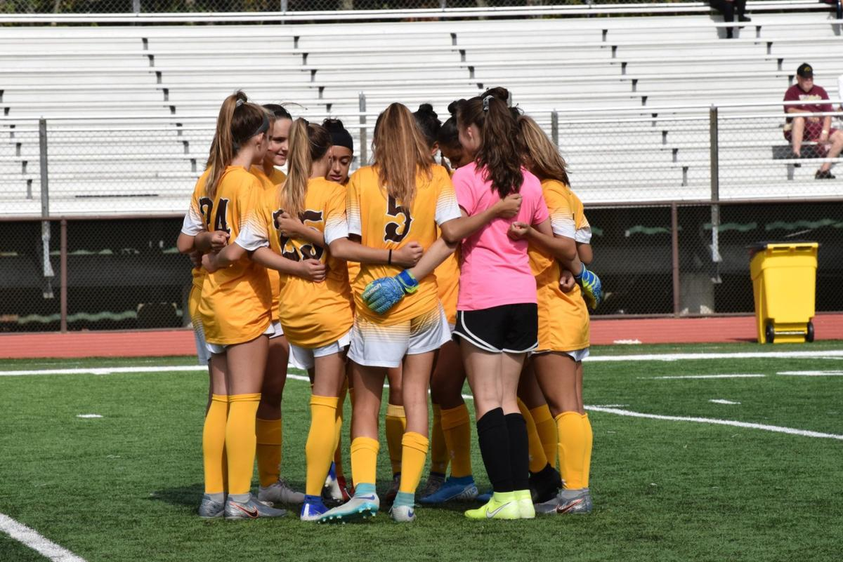 Watchung Hills girls soccer