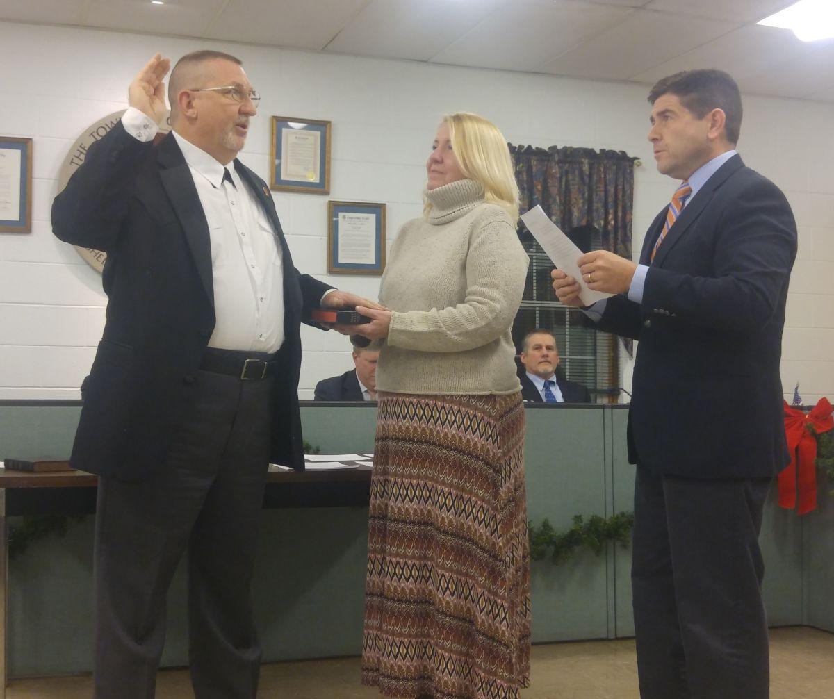 Lebanon Twp. welcomes Beverly Koehler as newest committee member