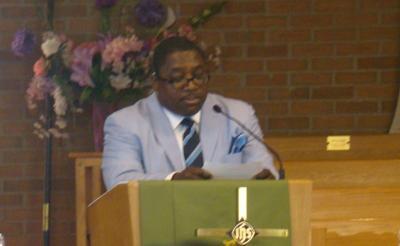 Pastor Sidney Williams