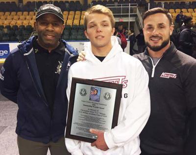 Alex Jones honored