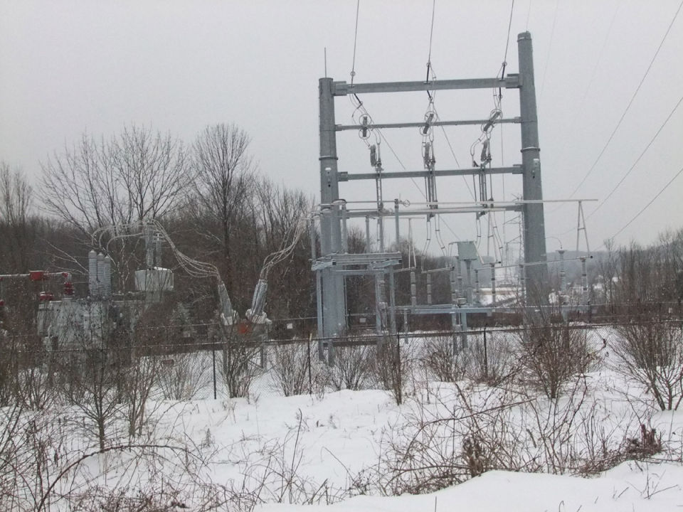 JCP&L Substation