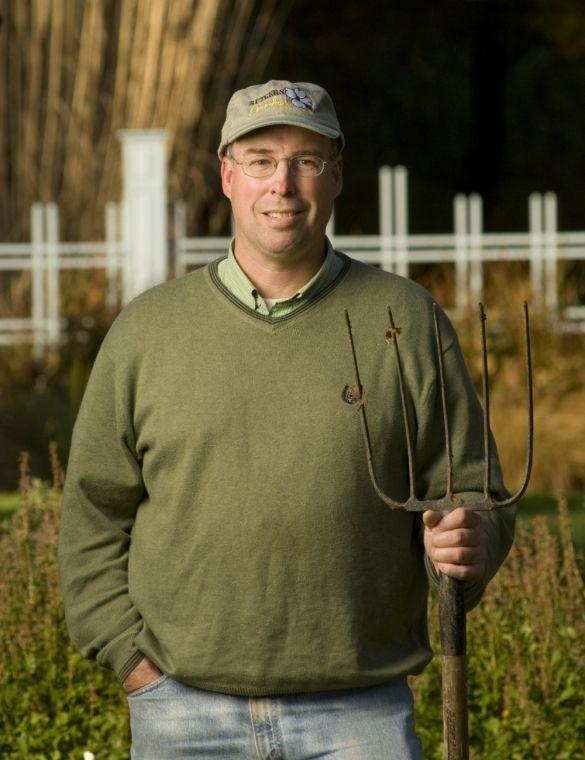 Garden Expert Bruce Crawford