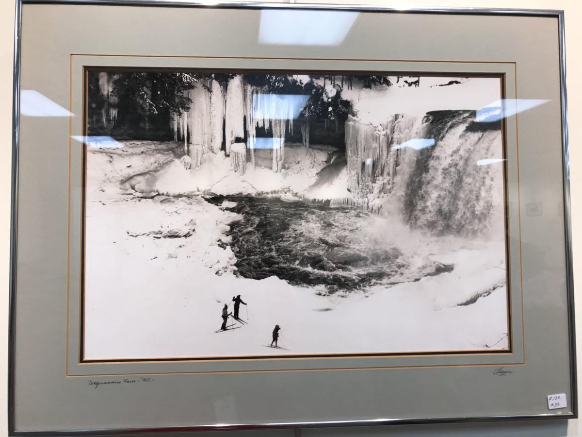 'Tahquamenon Falls, Michigan'