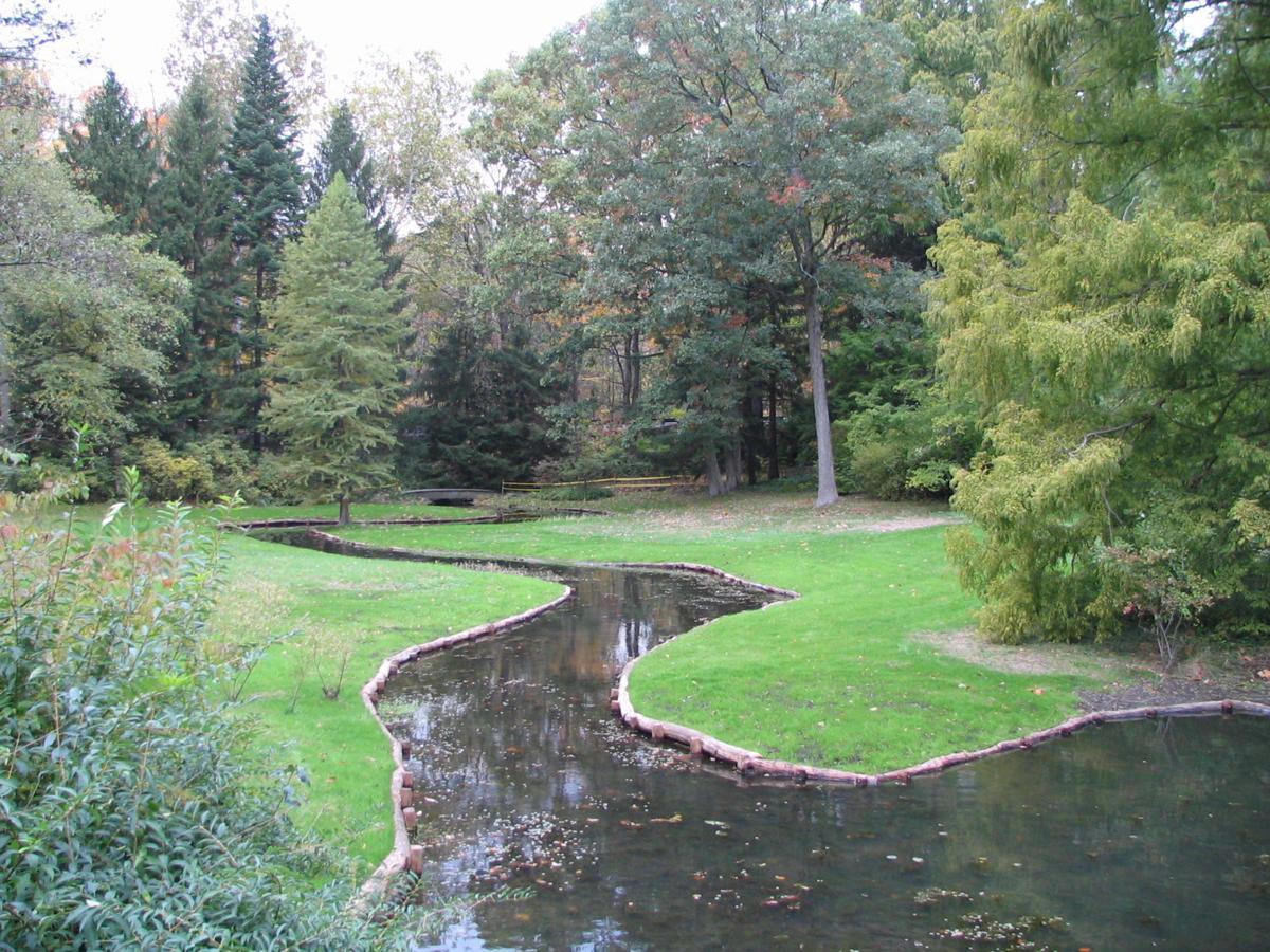 Leonard J. Buck Garden in Far Hills