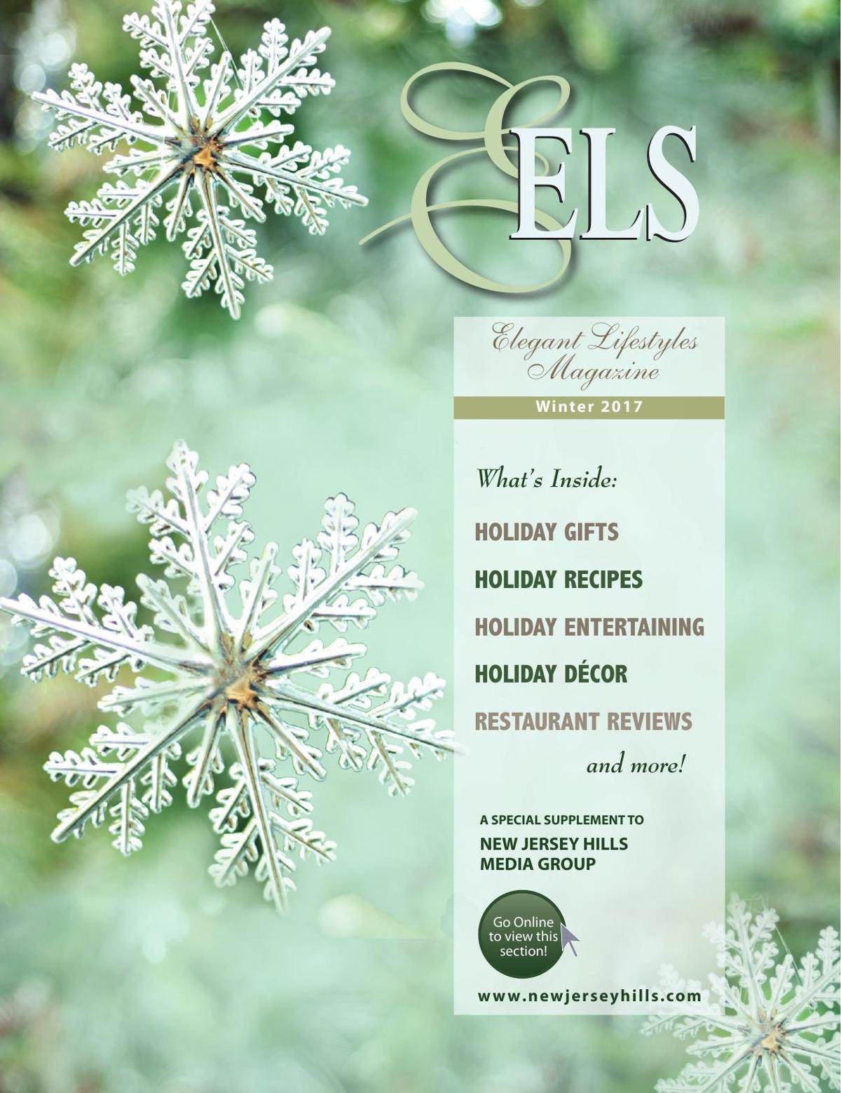 Elegant Lifestyles Magazine - December 2017