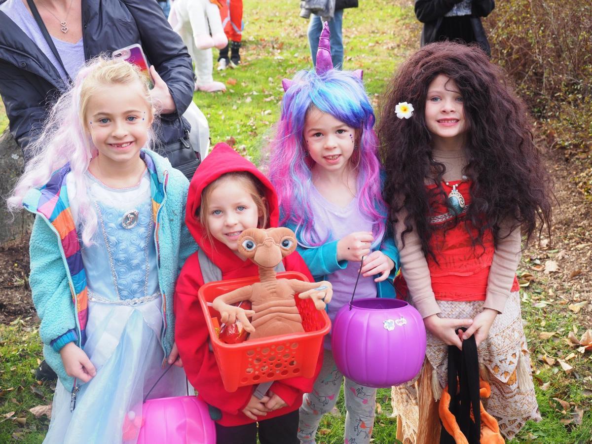 Morris Plains Halloween Parede