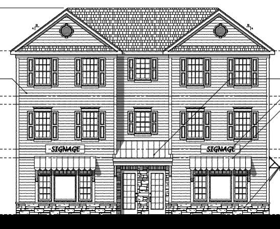 Plans for 38 Main Street