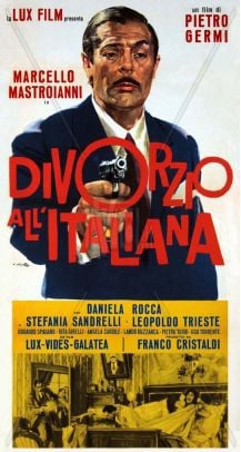 Italian-American Club to screen 'Divorce Italian Style' in Italian