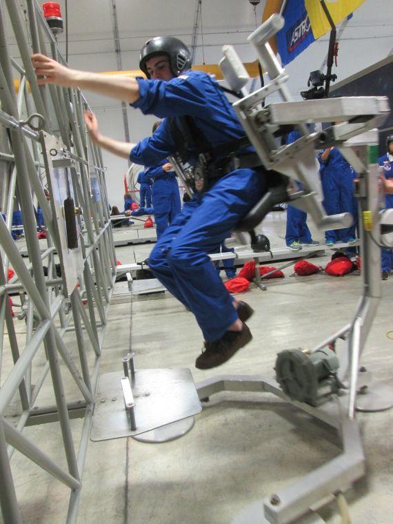 Space Training