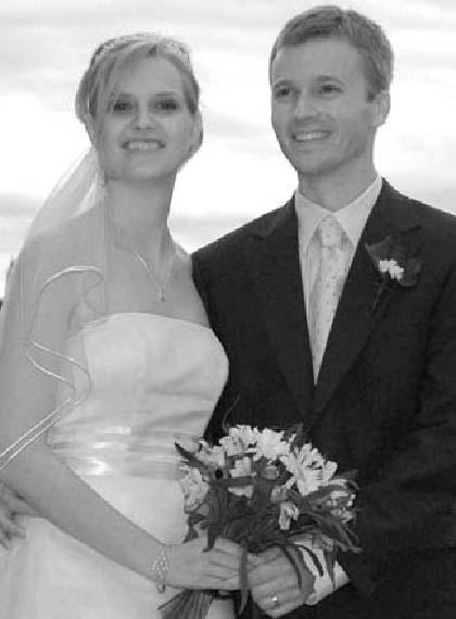 Kristyna Vondruskova weds Christopher Jasko