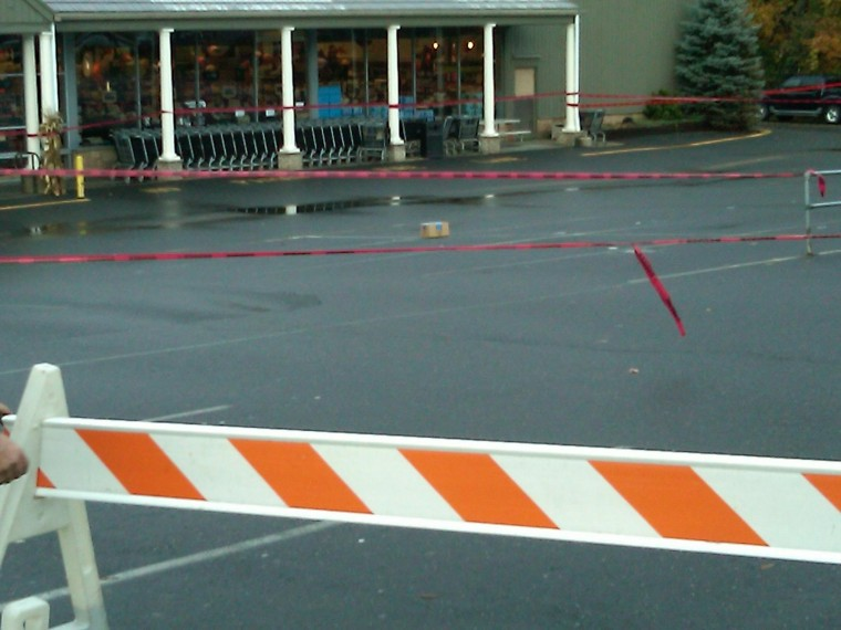 Bomb scare at Kings in Bernardsville ends
