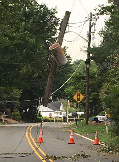 Power restored to most of the Watchung Hills, but outages persist five days after storm