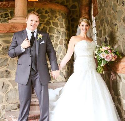 Mr. and Mrs. Graham Petto