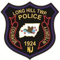 Long Hill Police Logo