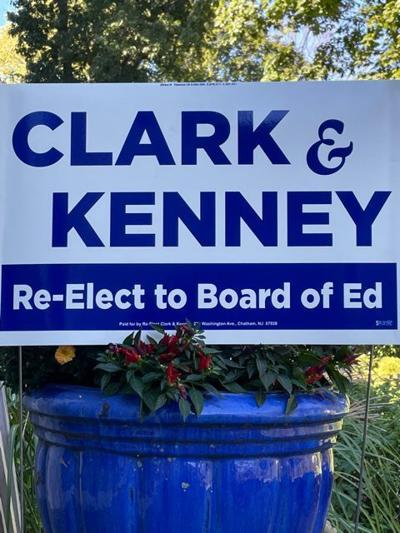 Clark & Kenney re-election