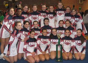 Cheer For Mendham