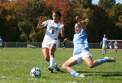 Lady Gaels blank West Morris in tourney